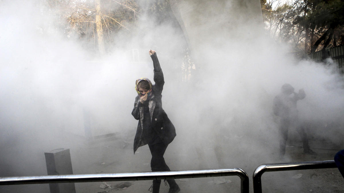 Iran Protests 2018